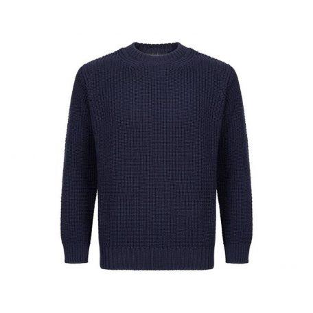 Męski sweter wełniany