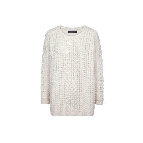 Damski sweter z naturalnej wełny